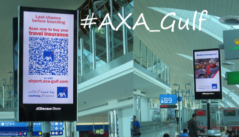 Connected Airports in Dubai | AXA